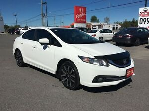 2014 Honda Civic Sedan Touring CVT