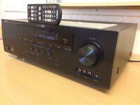 Yamaha RX-V365 Home Cinema Receiver, Crisp Surround Sound, Excellent Working Condition.