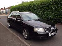2003 Audi A6 Avant 1.9 TDI SE 5dr, Full Service history, Very clean car