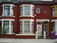 3/4 BEDROOM HOUSE TO LET LISCARD ROAD WAVERTREE LIVERPOOL