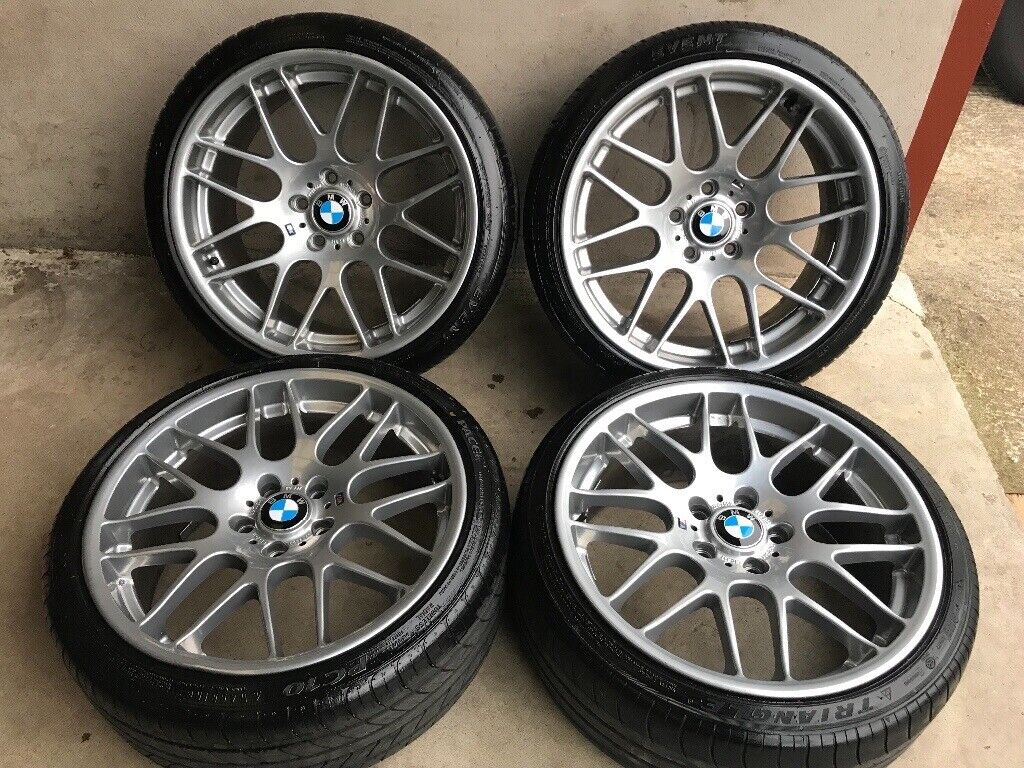 19 Staggered Bmw Csl Style Wheels And Tyres 330 325 320 323 335 M3 F30 E46 D Ci M Sport E92 318 316 In Belfast City Centre Belfast Gumtree