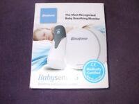 Binatone baby sense 5 breathing and movement baby monitor