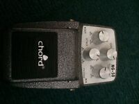 Chord NG50 noise gate pedal
