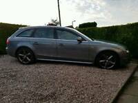 Audi a4 s line quattro avant 2.0 tdi 61 plate 1 previous owner full audi history