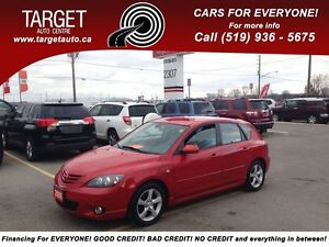 2005 Mazda MAZDA3 Sport GS NO ACCIDENTS