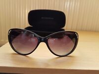 Swarovski Crystal Sunglasses brand new in case.