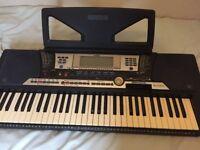 Yamaha (61 key) Keyboard PSR540 – Electric/ battery