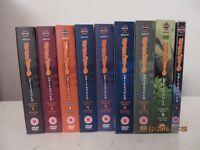 Naruto Unleashed full boxset 1-9 episodes 1-220