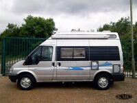 Ford Transit Autosleeper Duetto Automatic 2.4 TDCI Campervan for sale at Kent Motorhome Centre