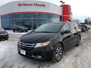 2015 Honda Odyssey TOURING  w/RES & NAVIGATION,POWER SLIDING DOO