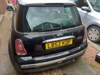 Mini, HATCHBACK, Hatchback, 2003, Semi-Auto, 1598 (cc), 3 doors
