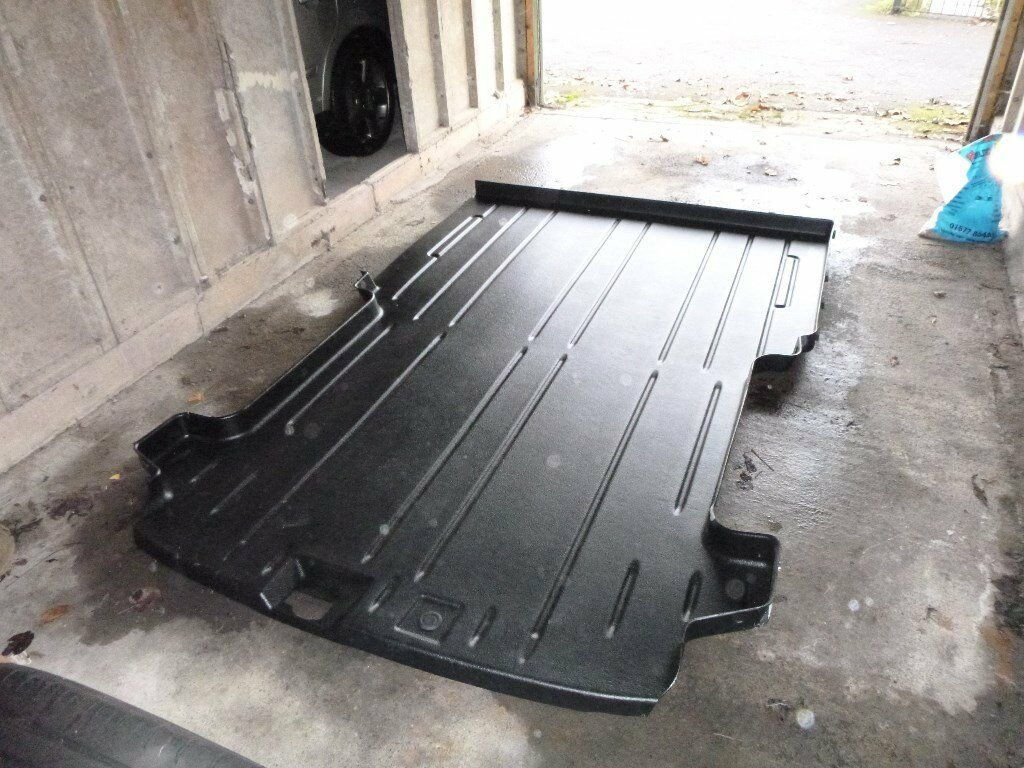 Tailored Rubber Floor Mat Brand New For Rear Of Ford