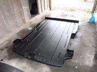 Tailored rubber floor mat ( brand new) for rear of Ford Transit Custom van 2016 model