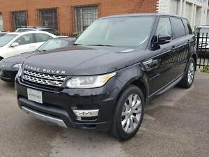 2014 Land Rover Range Rover Sport SPORT/ HSE/ NAVIGATION/ PANORA