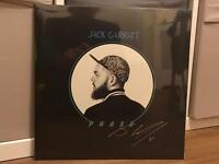 Jack Garrett Phase Signed Vinyl