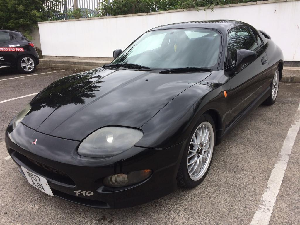 mitsubishi fto 2 0 automatic in great condition with a