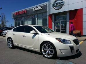 2012 Buick Regal GS + 1SX 21990$