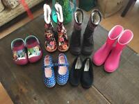 Girls clothes and shoe joblot