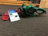 Electric Hedge Trimmer (New Condition-Unused)