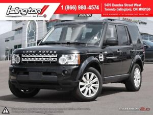 2013 Land Rover LR4 CERTIFIED & E-TESTED! |NAVIGATION|LEATHER|SU