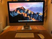 Apple iMac 5k Retina 27 inch . Late 2015 . Perfect Condition 3.2ghz 8GB RAM