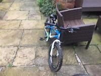 Apollo Outrage Boy's Bike