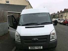 Ford transit T280 hi roof