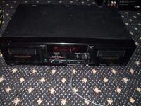 Sony TC-W490 Cassette Deck / tape player