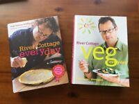 River Cottage Cookbooks (x2)