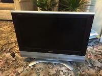 "Sharp Aquos 26"" TV- full working order"