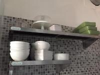 6 shelves in various dimensions for sale VOGUE