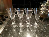 Dartington Crystal Wine Glasses