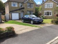 Rover 75 2.0 CDTi Diesel + Leathers Seats+ Mot+ Cheap Runabout + HI Spec