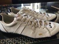 Size 10 designer shoes Osklen