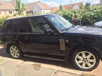 Land Rover vogue HSE 4.4 v8 lpg gas Conversion