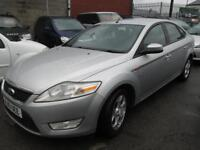 FORD MONDEO 2.0 TDCi Zetec 5dr (silver) 2010
