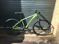 Cannondale Trail 4 29er Mountain Bike