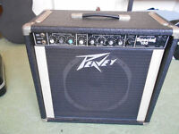 Peavey special 130 amp with Scorpion speaker - £90 ono