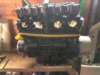 Kawasaki Z1000J complete engine