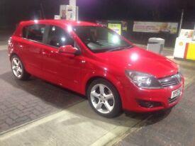Vauxhall Astra Diesel **150bhp** 2007