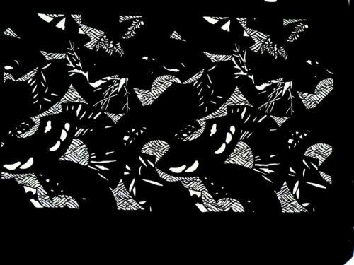 ANTIQUE 19c JAPANESE Ise KATAGAMI KIMONO STENCIL ART Edo - KATAZOME 10625