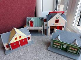Fireman Sam buildings