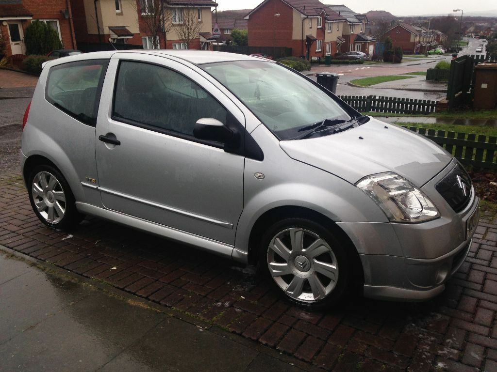 citroen c2 1 6 vtr vts 2007 54k miles in broxburn west lothian gumtree. Black Bedroom Furniture Sets. Home Design Ideas