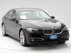 2016 BMW 5 Series 4dr Sdn 535d xDrive AWD NAVIGATION|BACK UP CAM