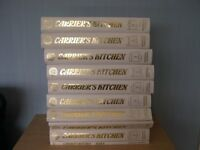 CARRIERS KITCHEN COOKERY MAGAZINES