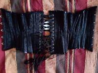 """Underbust waist-training corset brand new for 26-27"""" waist"""