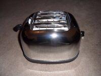S/steel 4 slice toaster