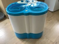 PORTABLE WASHING MACHINE FOR CARAVANS/MOTORHOMES/CAMPING