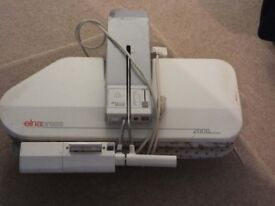 Elna Swiss made Ironing Press. Used but good working order