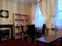 Nice and cozy furnished 2-bedroom flat, Newington area